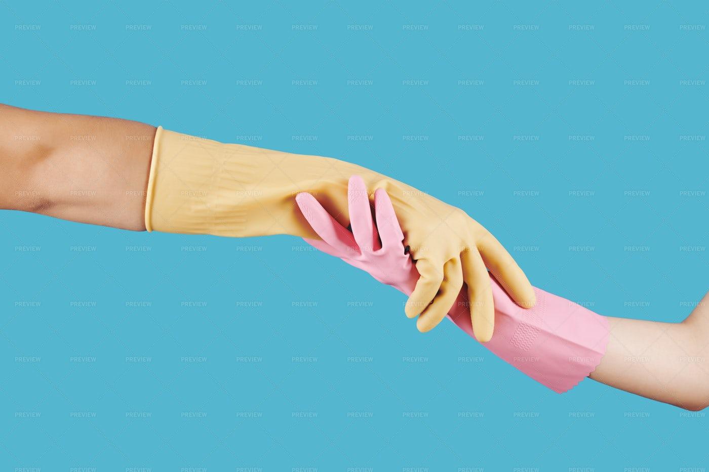 Helping Hand Concept: Stock Photos