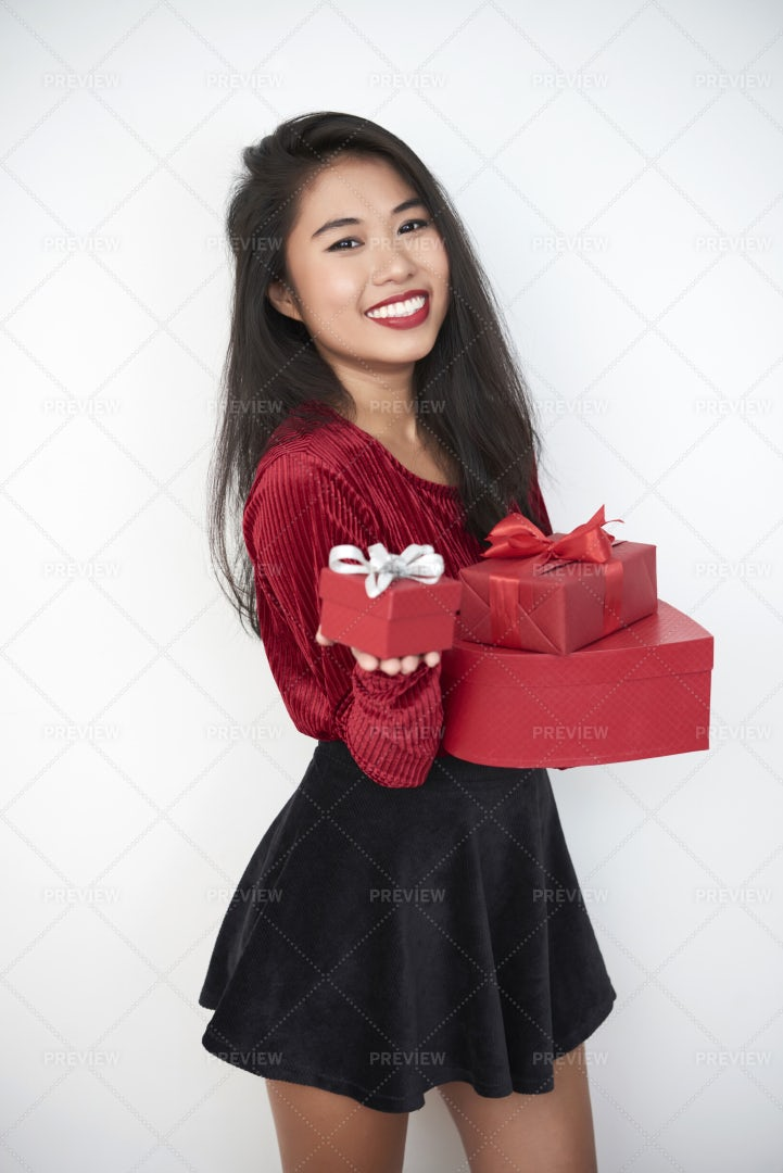 This Present Is For You: Stock Photos