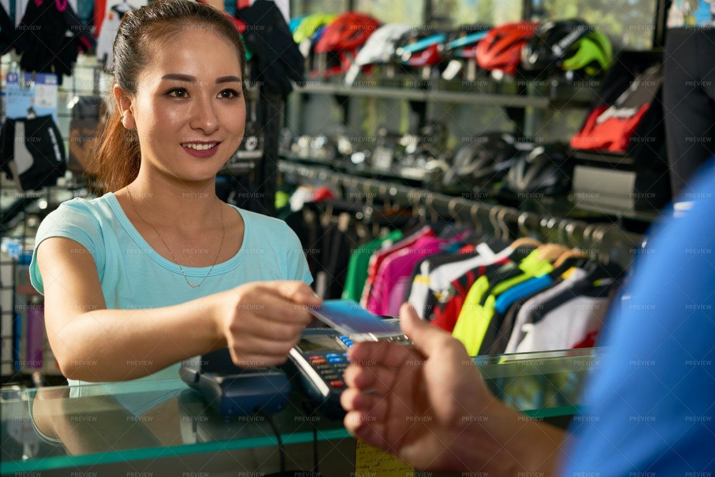 Paying Customer: Stock Photos