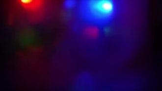 Multicolored Light Leakage: Stock Video