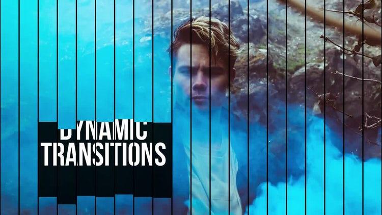 Epic Strips Slideshow: Premiere Pro Templates