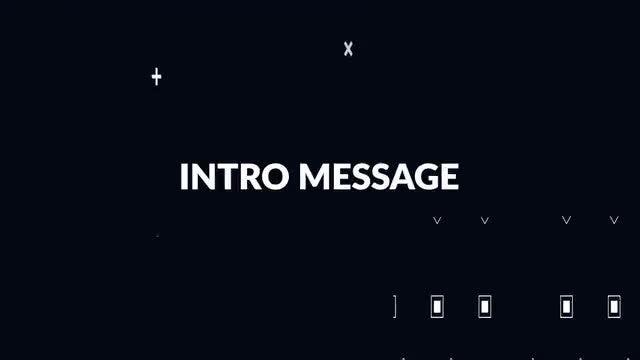 Hi-Tech Action Glitch Logo Opener: Premiere Pro Templates