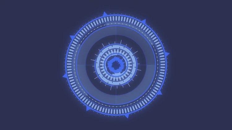 Simple Tech Logo: Premiere Pro Templates