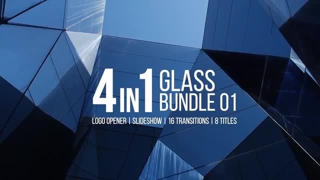 Glass Bundle: Premiere Pro Templates