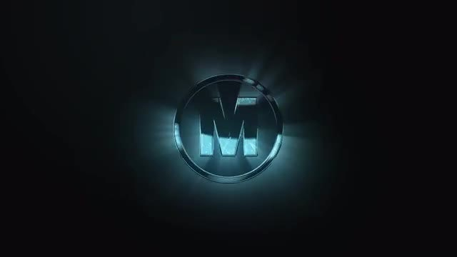 Dark Super Hero Logo: After Effects Templates