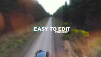 Upbeat Slideshow: After Effects Templates