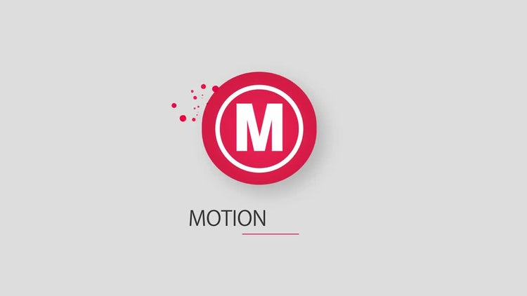 Minimal Web Logo: After Effects Templates
