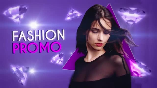 Fashion Freeze Promo: Premiere Pro Templates