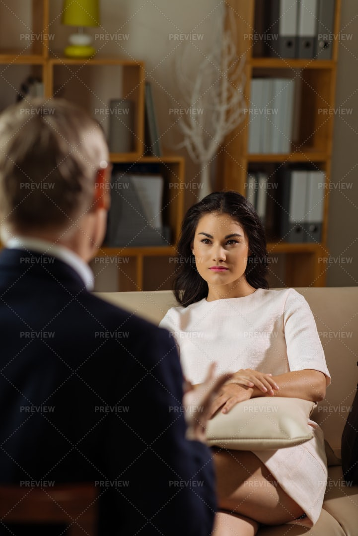 Theraphy Session: Stock Photos