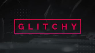 The Glitch Promo: After Effects Templates