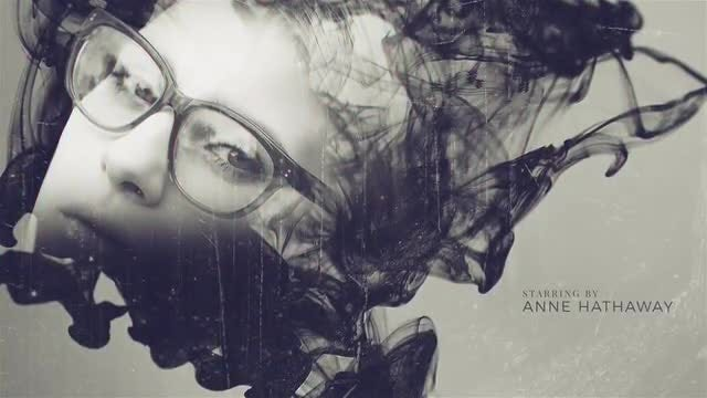 Ink Double Exposure: After Effects Templates