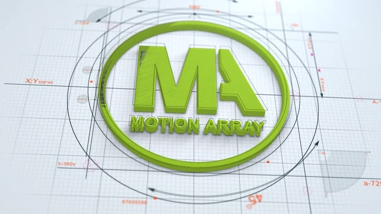 Sketch Logo: After Effects Templates