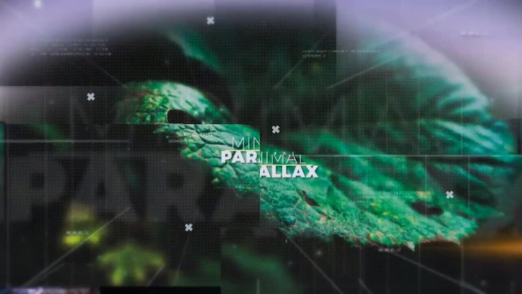 Epic Cinematic Parallax Opener: After Effects Templates