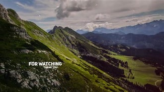 Digital Parallax Slideshow: After Effects Templates