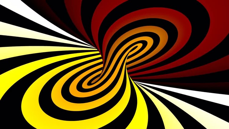 Spiral Abstraction: Stock Motion Graphics