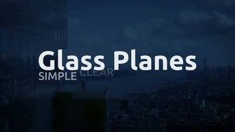 Simple Clear Corporate Presentation: After Effects Templates