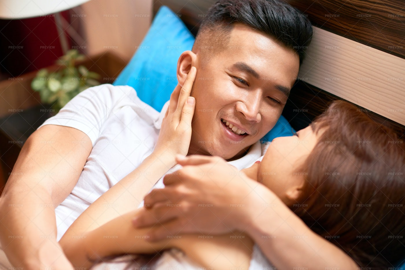 Couple Loving Each Other: Stock Photos