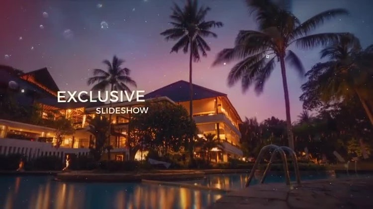 Cinematic Promo Slideshow: After Effects Templates