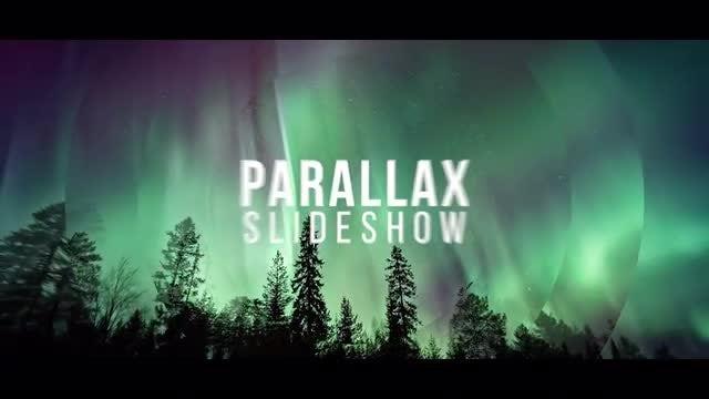 SlideShow - Parallax Opener: Premiere Pro Templates