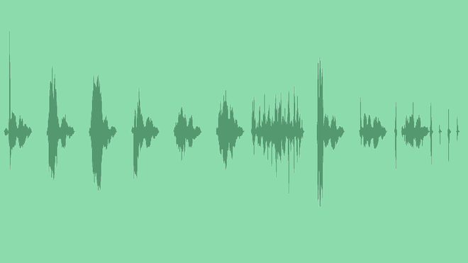 Infographics Sounds 2: Sound Effects