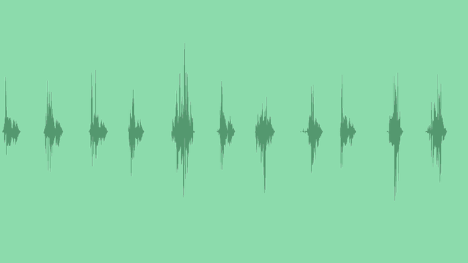 Organic Motion Elements: Sound Effects