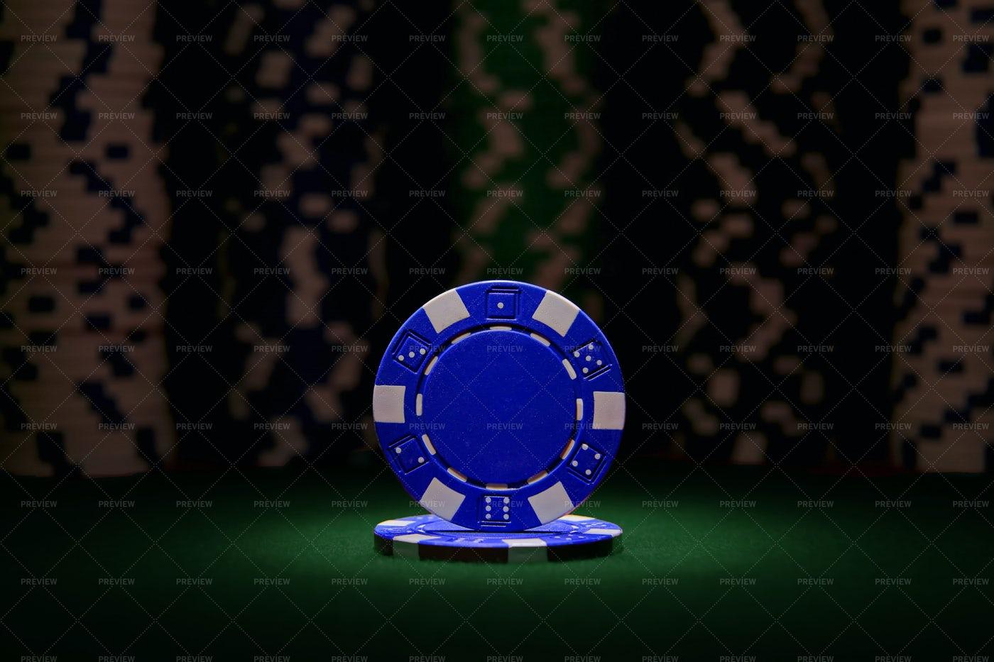 Poker Chip: Stock Photos