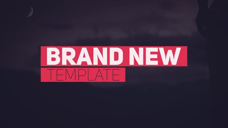 Minimal Creative Titles: After Effects Templates