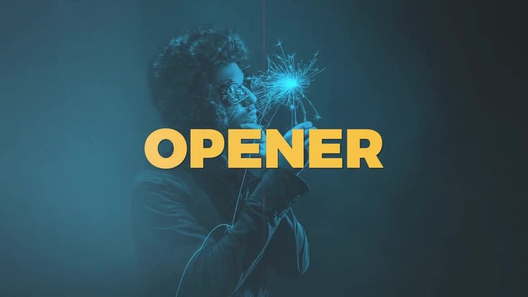 Fast Logo Opener: After Effects Templates