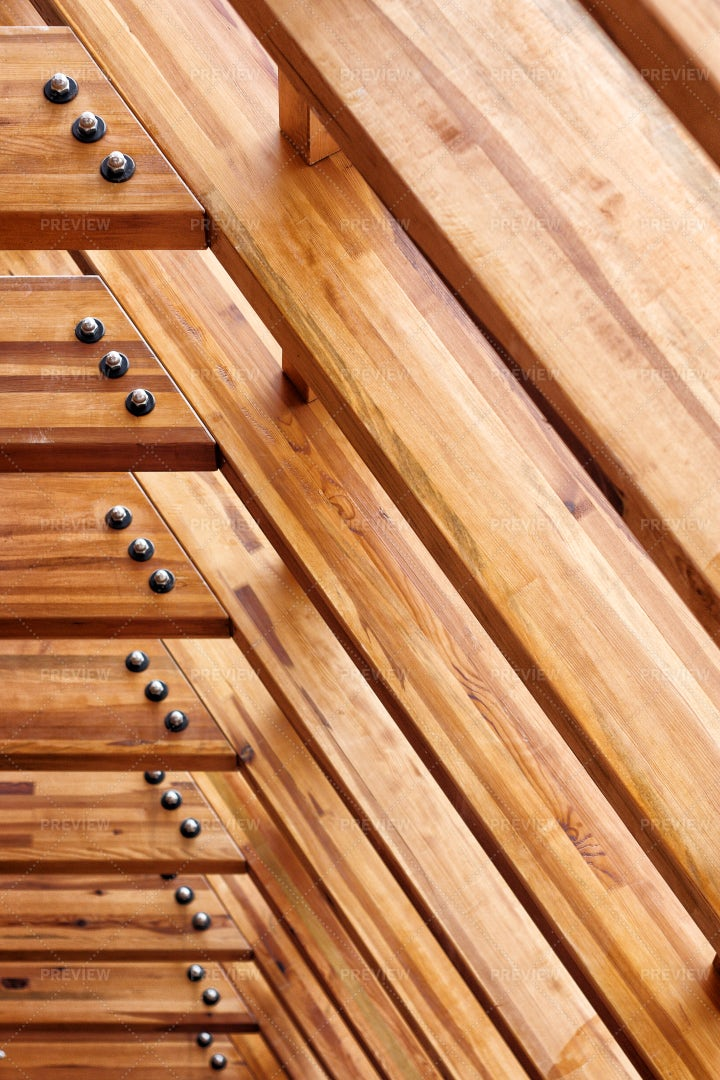 Wooden Structure: Stock Photos