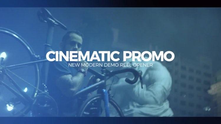 Modern Cinematic Opener: Premiere Pro Templates