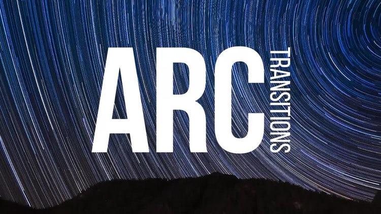 Arc Transitions: Premiere Pro Templates