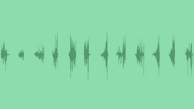 Futuristic Transition SFX: Sound Effects