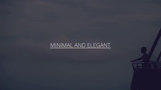 Elegant White Titles: Premiere Pro Templates