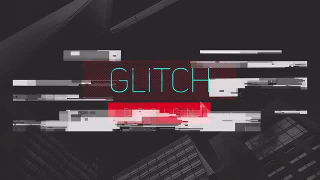 Digital Glitch Titles: Premiere Pro Templates