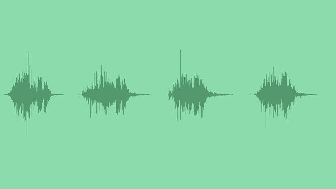 Spinning Horor Scrape: Sound Effects