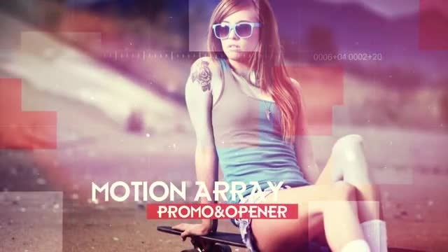Inspired Opener: After Effects Templates