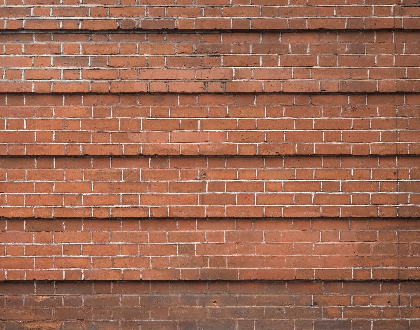 Red Brick Wall: Stock Photos