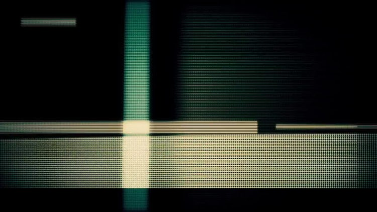 Glitch Loop Transition Pack: Motion Graphics