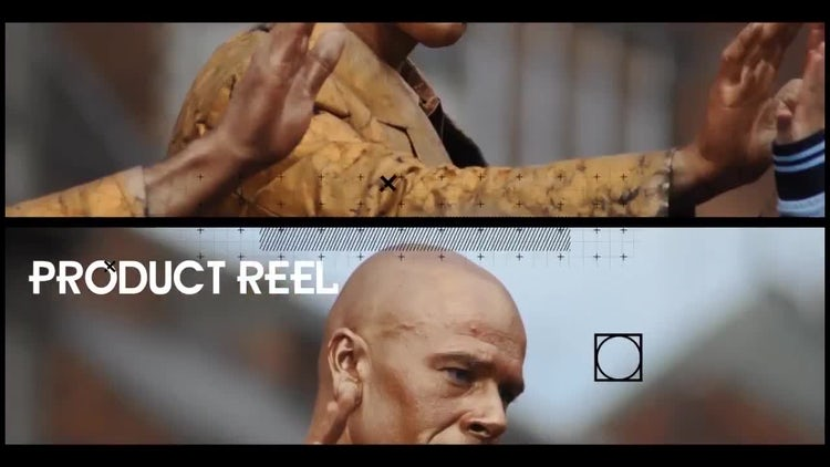 Product Reel: After Effects Templates