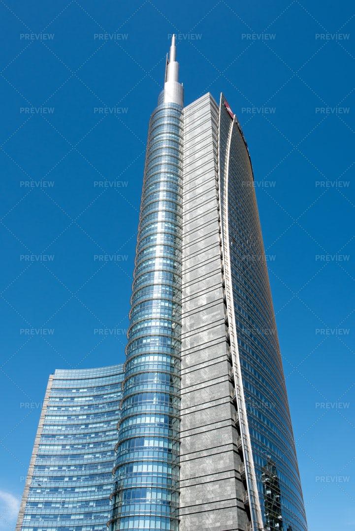 Tall Skyscraper: Stock Photos