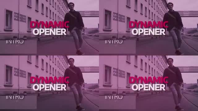 Extreme Opener: Premiere Pro Templates