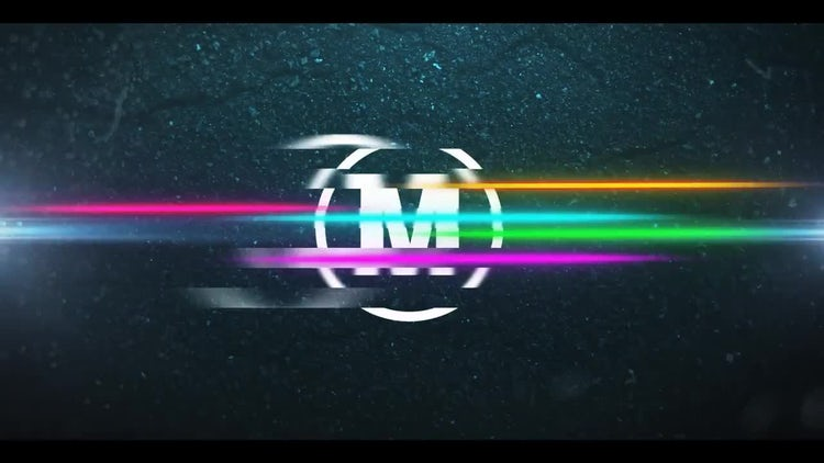 Neon Racing Logo: After Effects Templates