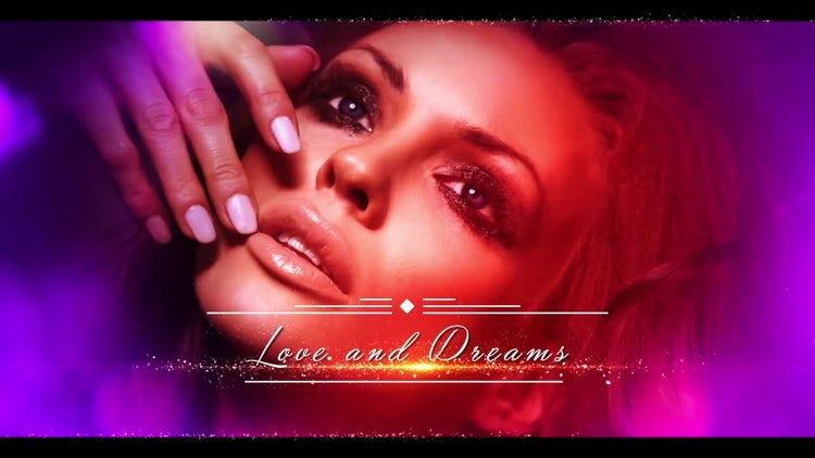 Love and Dreams: After Effects Templates