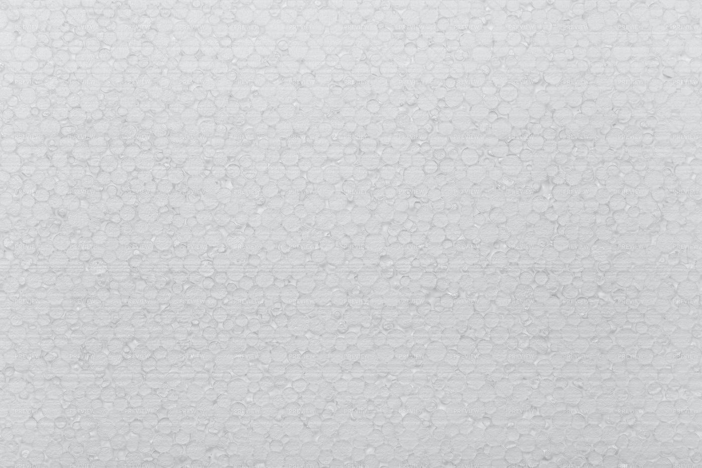 White Polystyrene: Stock Photos