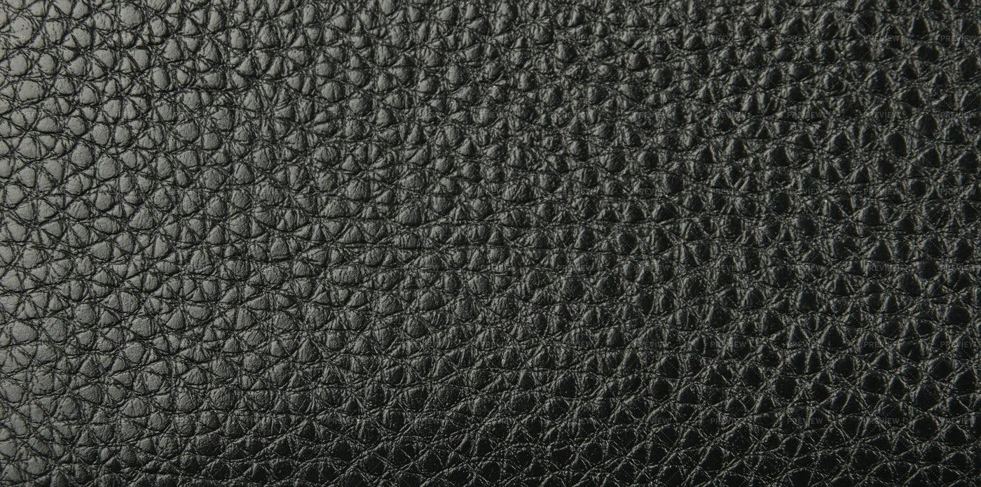 Black Natural Leather: Stock Photos