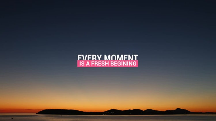 Ultramodern Title: After Effects Templates