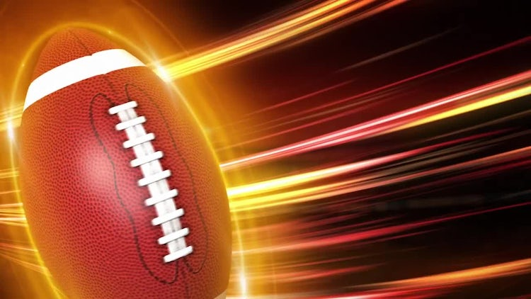 Football Background: Motion Graphics