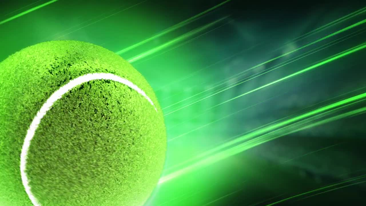 Tennis Background Stock Motion Graphics Motion Array