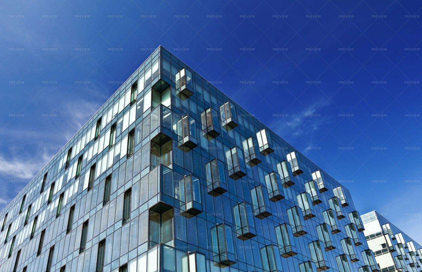 Glass Building: Stock Photos
