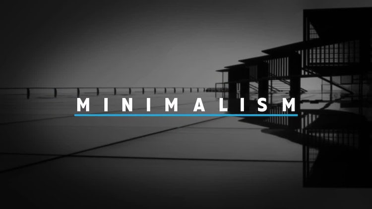 Minimal Titles Pack: After Effects Templates